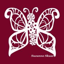 """""""Butterfly."""" Suzanne Skaar. Digital Media. 2014."""