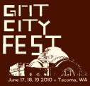 Grit City Fest Logo. Suzanne Skaar. 2010.