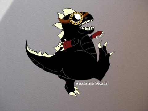 More Dino Mischief