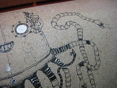 Octopod W.I.P.