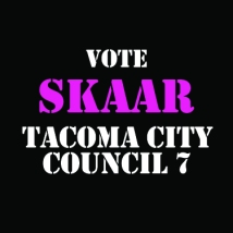 Support Suzanne Skaar's campaign for Tacoma City Council Position 7!