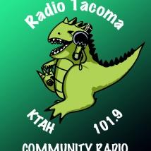 Artwork for Radio Tacoma, KTAH, 101.9 FM.