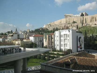Athens. Photo, Suzanne Skaar. 2011. All rights reserved.