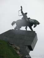 Ufa, Bashkortostan. Statue. 2011. Photo, Suzanne Skaar. All rights reserved.