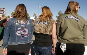 Attendees: Women's Rally, Las Vegas, 2018.
