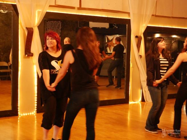 Studio 6 dancers