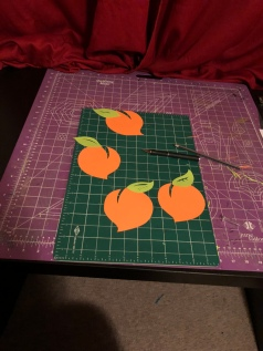 "Im""peach""es. Cardstock. Make this! Suzanne Skaar"