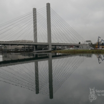 East 21st Street Bridge, Tacoma. Photograph. Suzanne Skaar. 2019. All rights reserved.